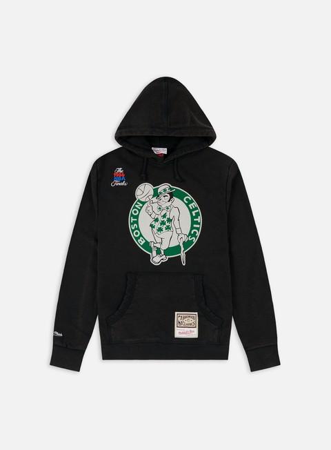 Hoodie Mitchell & Ness Worn Logo Hoodie Boston Celtics