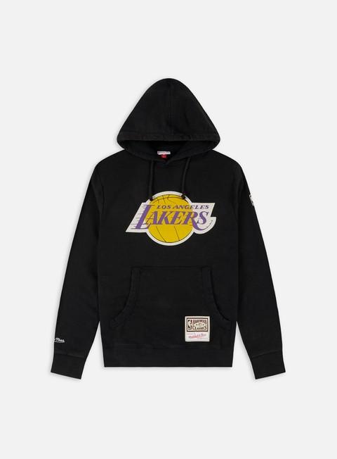 Hoodie Mitchell & Ness Worn Logo Hoodie Los Angeles Lakers