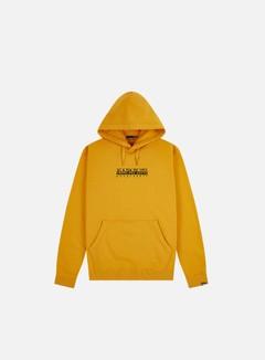 Napapijri - B-Box Hoodie, Yellow Solar