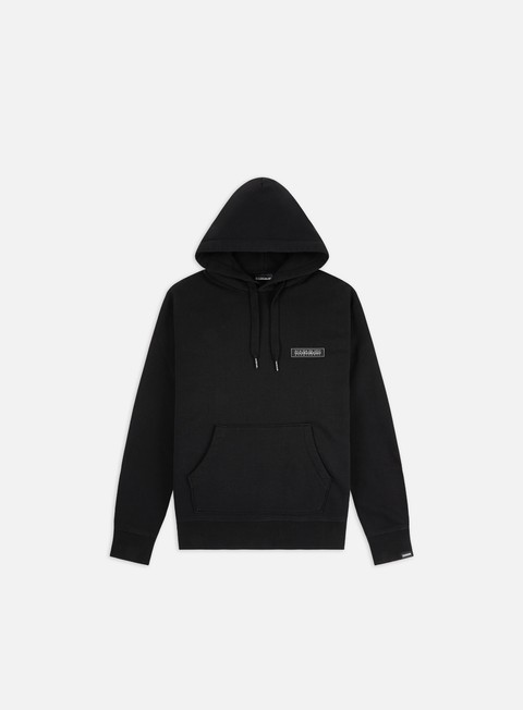 Hooded Sweatshirts Napapijri B-Patch Hoodie