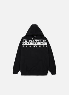 Napapijri - Badstow Hoodie, Black