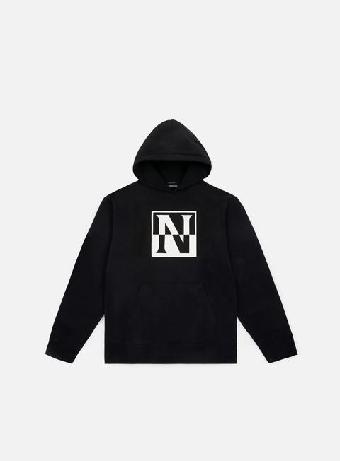 felpe napapijri baoding hoodie black