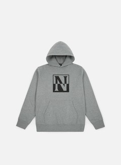 Napapijri - Baoding Hoodie, Medium Grey Melange
