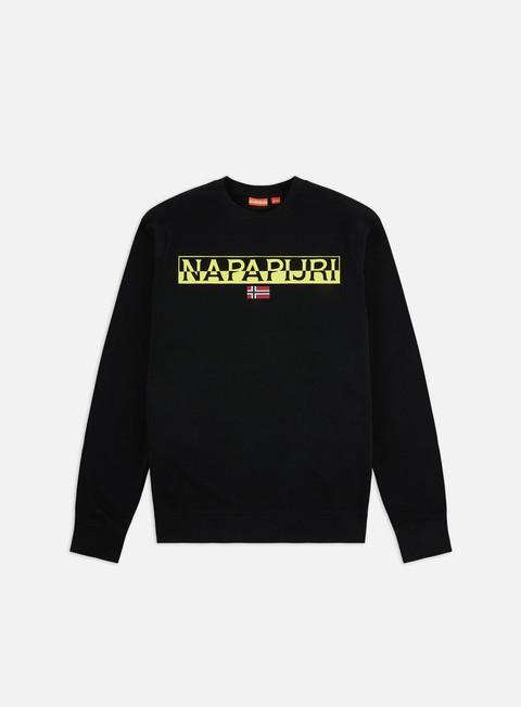 Crewneck Sweatshirts Napapijri Baras Crewneck