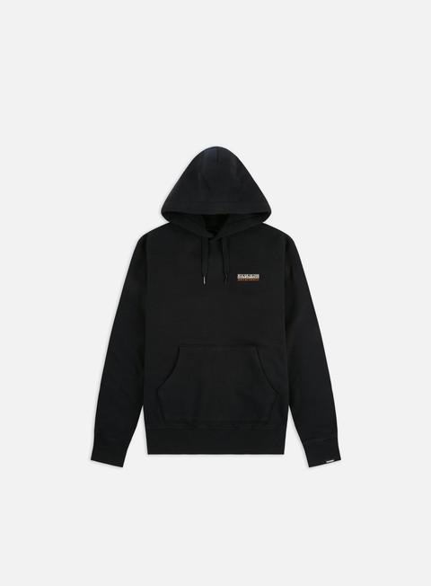 Sale Outlet Hooded Sweatshirts Napapijri Base Hoodie