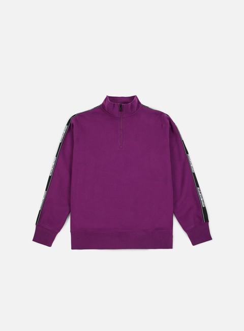 Sale Outlet Zip hoodie Napapijri Beja Half Zip Sweatshirt