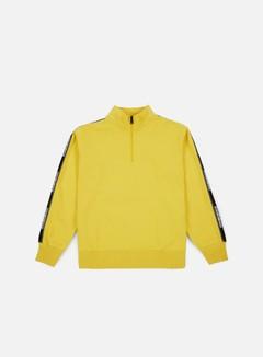 Napapijri - Beja Half Zip Sweatshirt, Spark Yellow