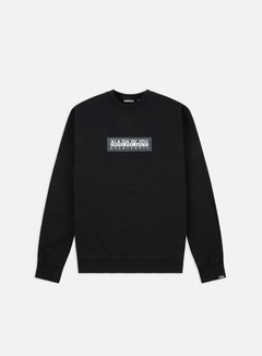 Napapijri - Box Crewneck, Black