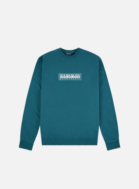 Crewneck Sweatshirts Napapijri Box Crewneck