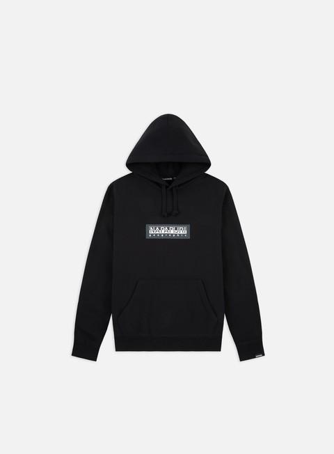 Hooded Sweatshirts Napapijri Box Hoodie
