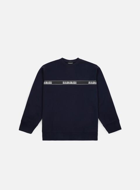 Sale Outlet Crewneck Sweatshirts Napapijri Buena Crewneck