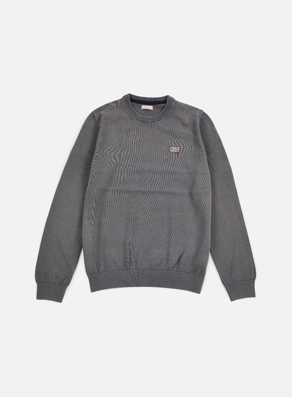 Napapijri - Davesh Crewneck Sweater, Volcano