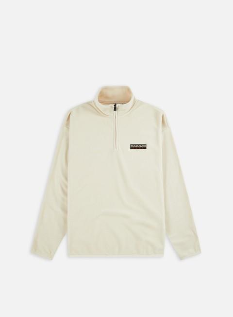 Fleece sweatshirts Napapijri T-Patch Half Zip Fleece