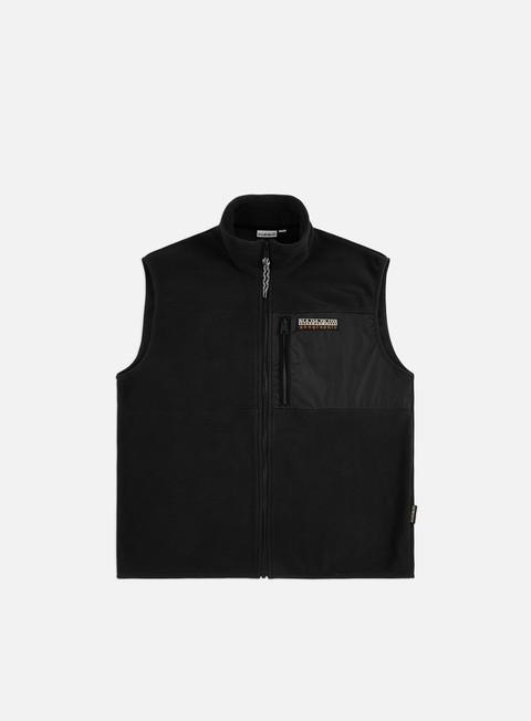 Fleece sweatshirts Napapijri T-Trentino Vest
