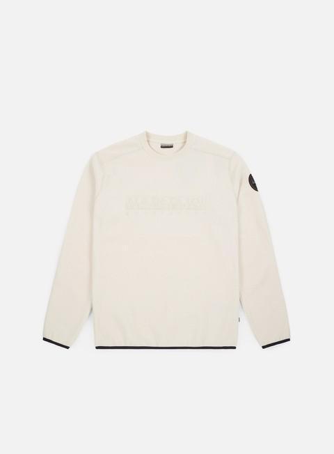Sale Outlet Sweaters and Fleeces Napapijri Tame Fleece Crewneck