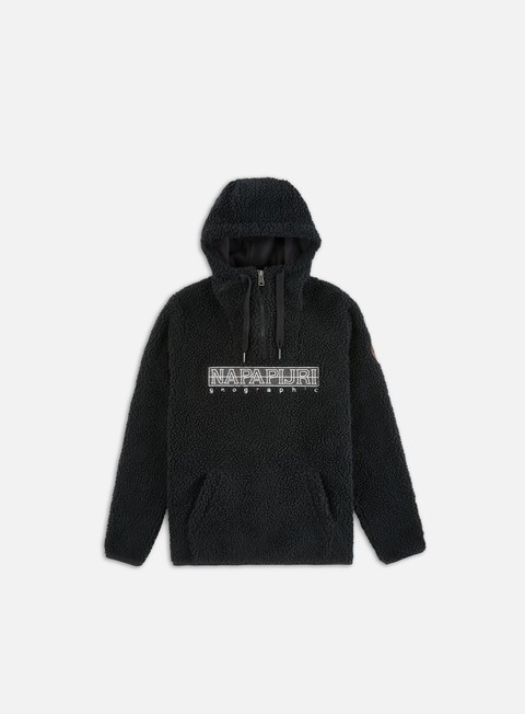 Hooded Sweatshirts Napapijri Teide 2 Hooded Pile