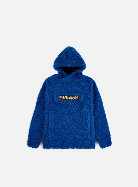 Sale Outlet Intermediate jackets Napapijri Telve Fleece Hoodie