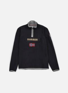 Napapijri - Tosy Half Zip Sweatshirt, Black 1