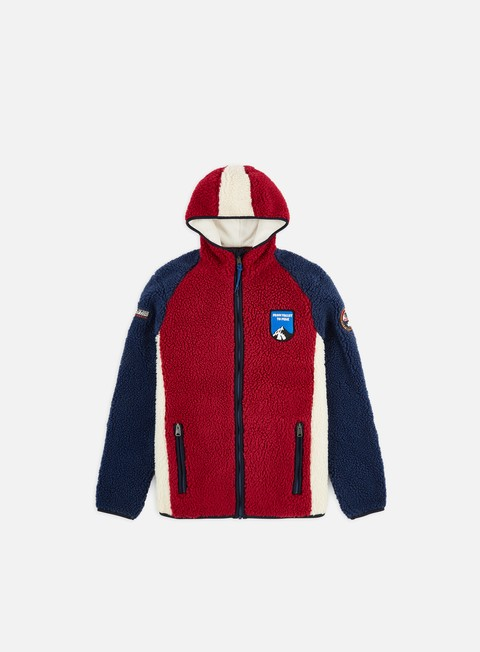 Sweaters and Fleeces Napapijri Yupik FZ Hooded Pile
