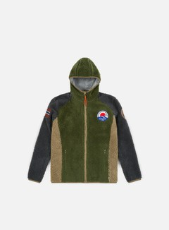 Napapijri - Yupik Hooded 1 Jacket, Green Musk