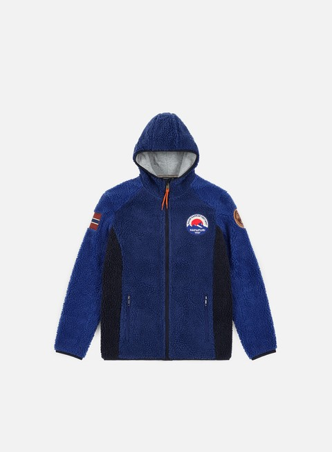 Intermediate Jackets Napapijri Yupik Hooded 1 Jacket