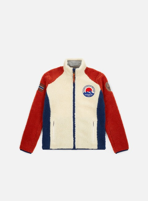 Sale Outlet Intermediate jackets Napapijri Yupik Stand 1 Jacket