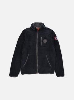 Napapijri - Yupik Stand Solid Jacket, Blu Marine 1