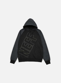 Neff - Corporate Hoodie, Black 1