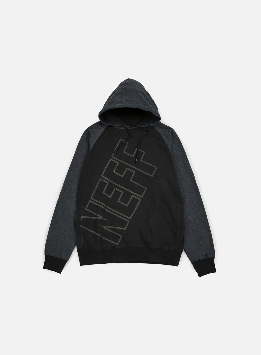 Neff - Corporate Hoodie, Black