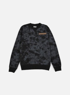 Neff - Hill Crewneck, Black 1