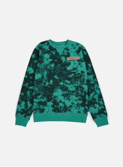 Neff - Hill Crewneck, Teal