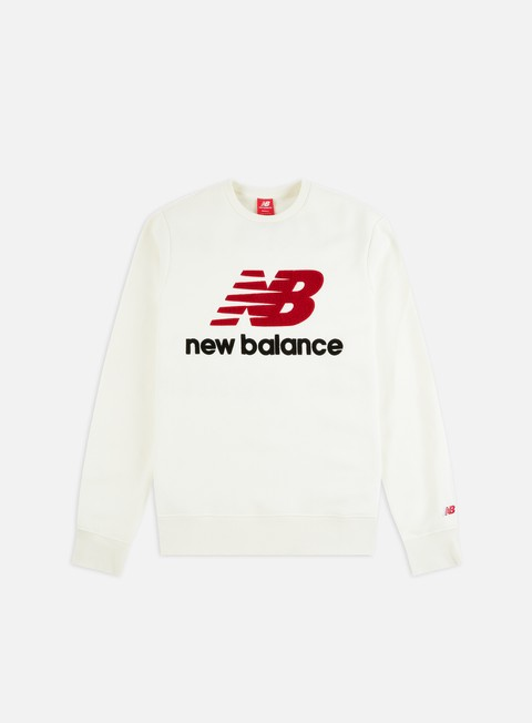 Felpe Girocollo New Balance Athletics Stadium Crewneck
