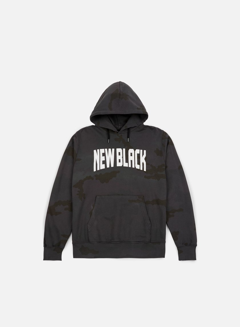 New Black Mudland Hoody