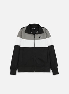 New Era - Border Edge Track Top Oakland Raiders, Black 1