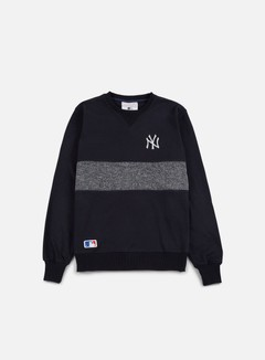 New Era - Concrete Crewneck NY Yankees, Navy 1