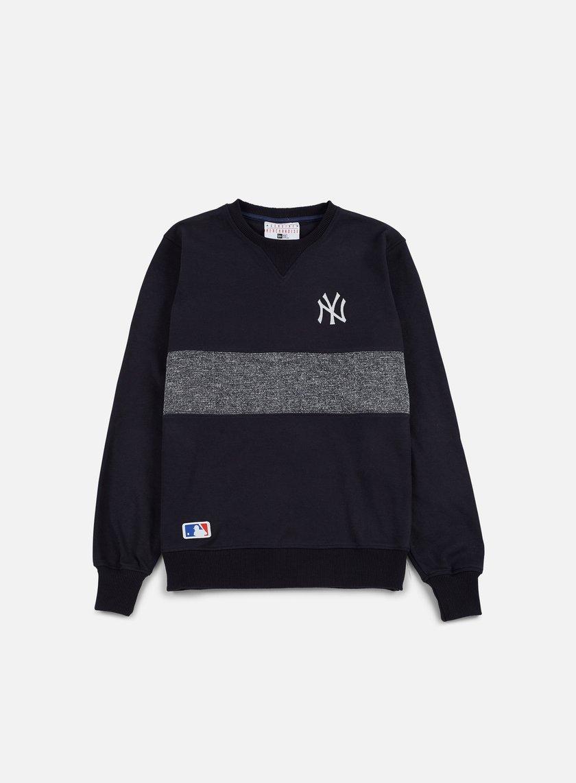 New Era Concrete Crewneck NY Yankees