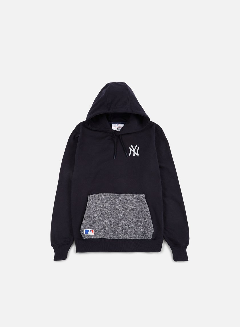 New Era - Concrete Pullover Hoody NY Yankees, Navy