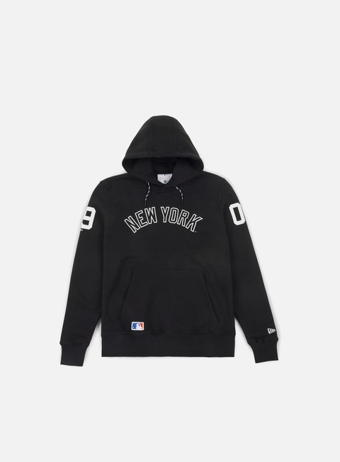 felpe new era east coast hoody ny yankees black