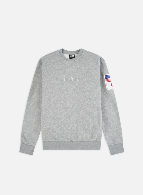 New Era Far East Crewneck