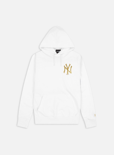 New Era Metallic Hoodie NY Yankees