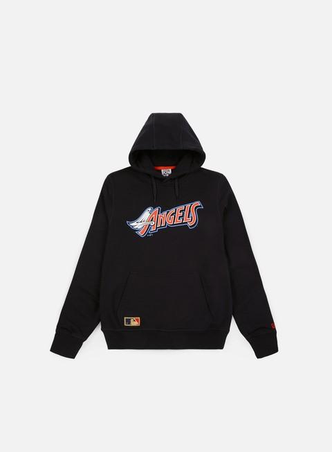 Hooded Sweatshirts New Era MLB Coast 2 Coast Hoody Anaheim Angels