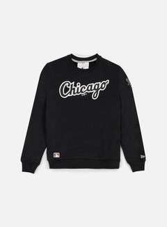 New Era - MLB Crewneck Chicago White Sox,  Black 1