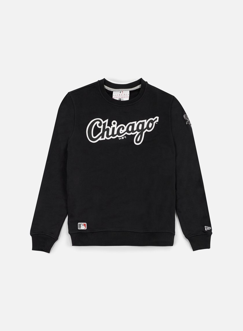 New Era - MLB Crewneck Chicago White Sox,  Black