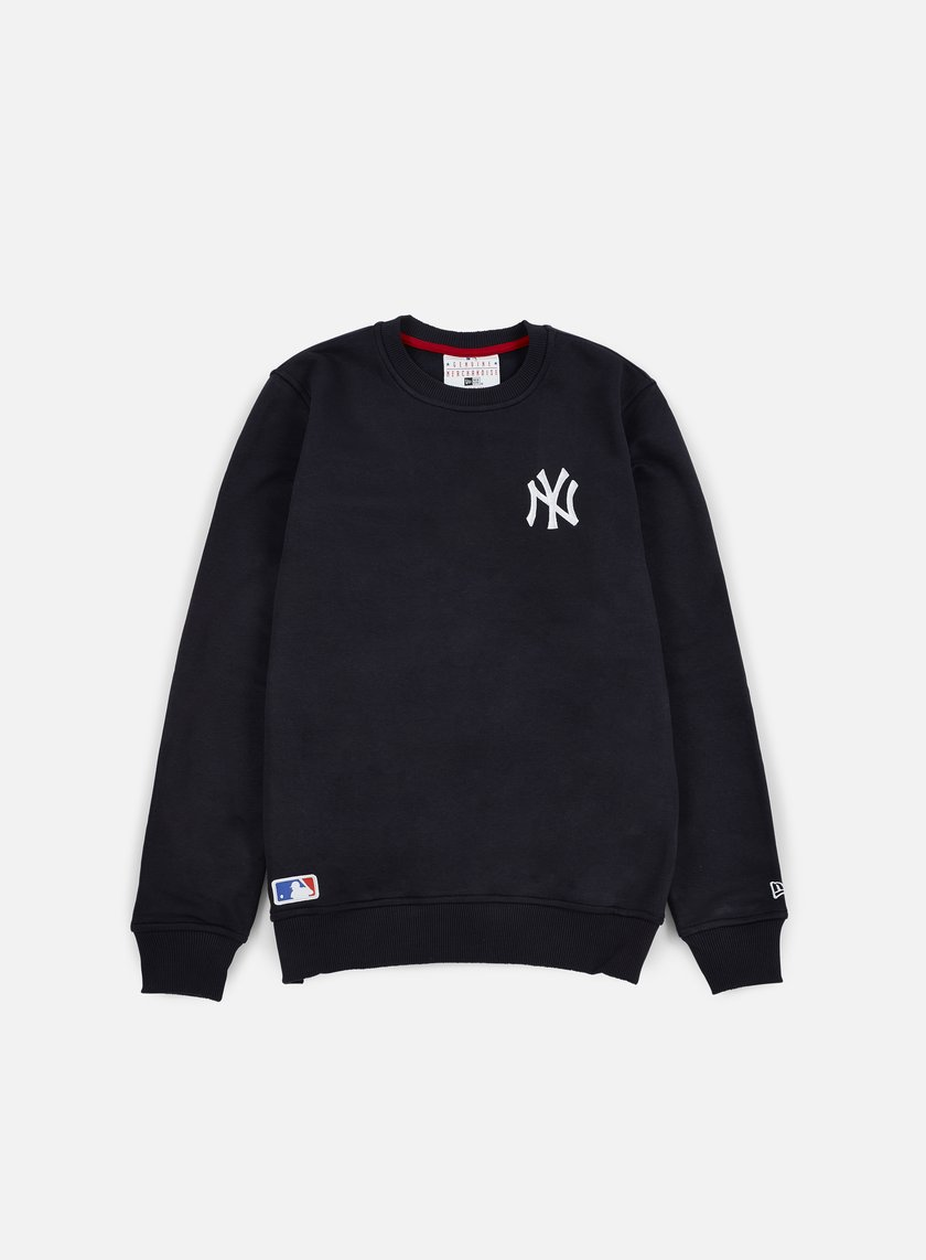 watch 6d1d9 7affd MLB Crewneck NY Yankees