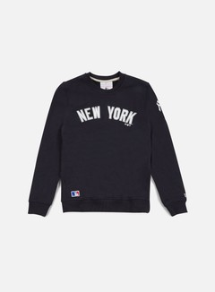 New Era - MLB Crewneck NY Yankees, Navy OLD