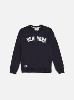 New Era - MLB Crewneck NY Yankees, Navy OLD 1