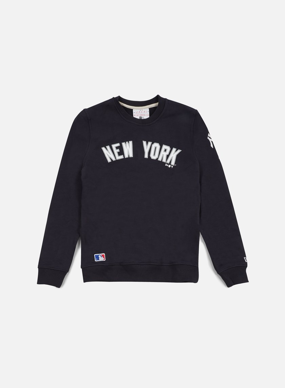 New Era - MLB Crewneck NY Yankees, Navy OLD