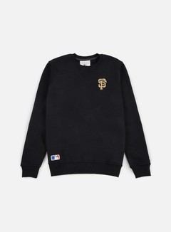 New Era - MLB Crewneck San Francisco Giants, Black 1
