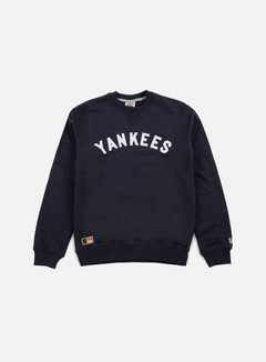 New Era - MLB CT Crewneck NY Yankees, Navy 1