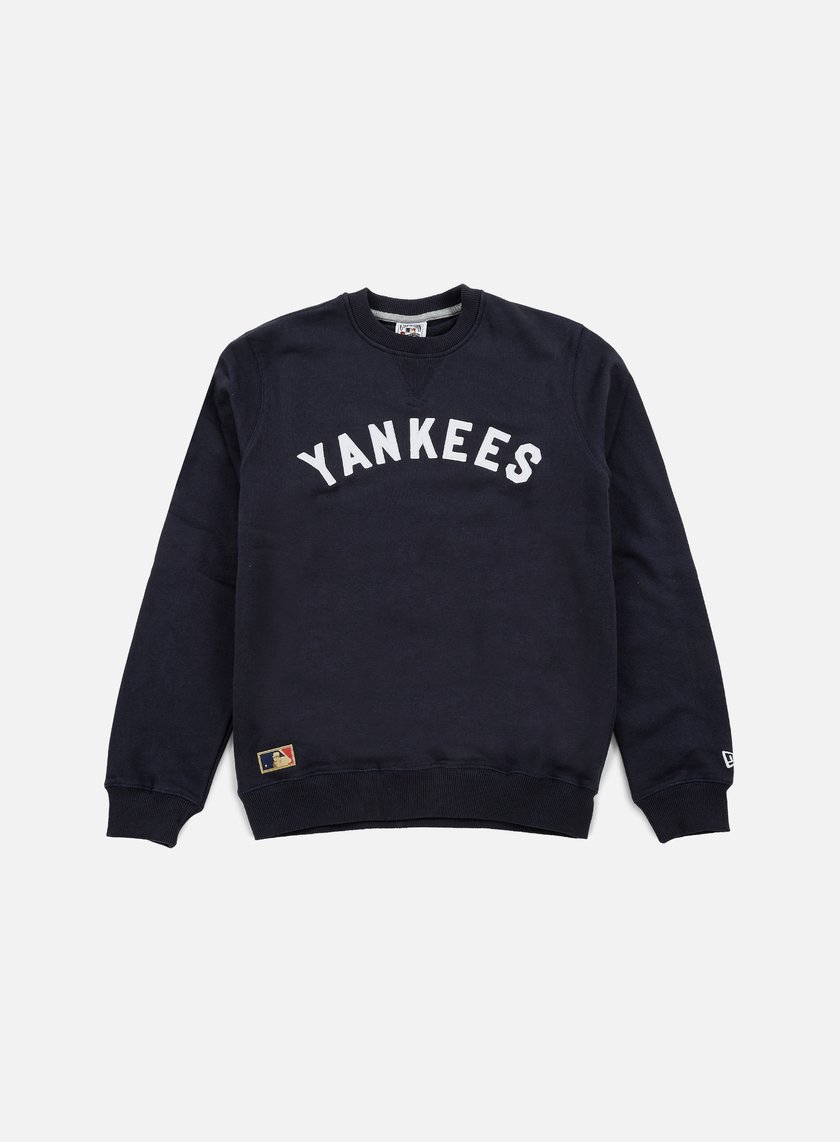 New Era - MLB CT Crewneck NY Yankees, Navy